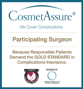 CosmetAssure covers the cost of caring for surgery complications